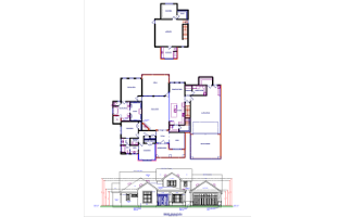 S GENTRY Floor Plans - Lake Island Plan